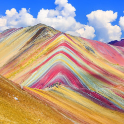Trekking por Vinicunca, la montaña arcoíris