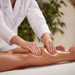 Sesión de masaje para viajeros (a domicilio)